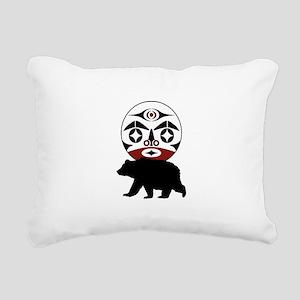 FOREST WANDERING Rectangular Canvas Pillow