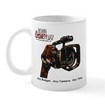 DownAndDirtyDV.com Guerilla Film Mug