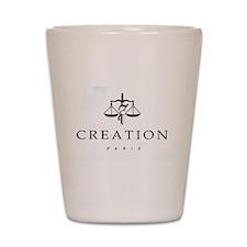 7 Creation Shot Glass