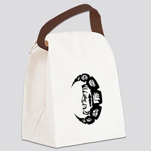 THE PROTECTOR Canvas Lunch Bag