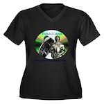 p2c-Knight-Trans Plus Size T-Shirt