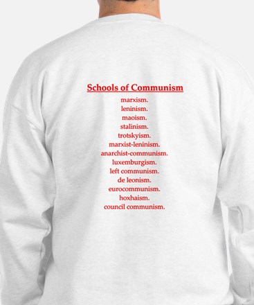Schools of Communism Jumper
