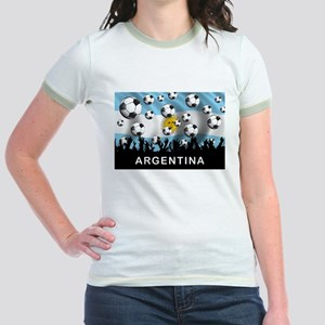 World Cup Argentina Jr. Ringer T-Shirt