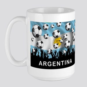 World Cup Argentina Large Mug