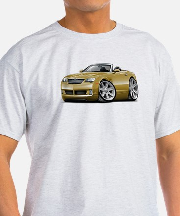 Crossfire Gold Convertible T-Shirt