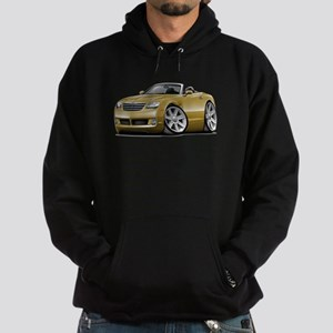 Crossfire Gold Convertible Hoodie (dark)