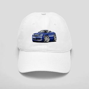 Crossfire Blue Convertible Cap