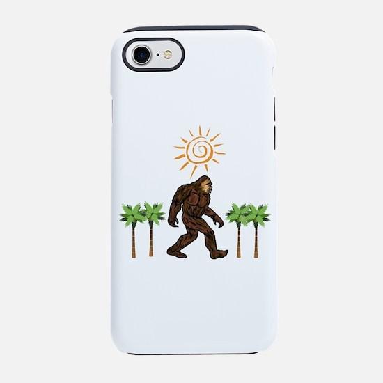 BEACH STROLLING iPhone 7 Tough Case
