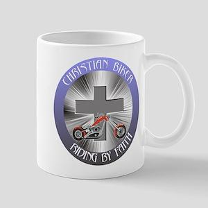 RIDING BY FAITH Mug