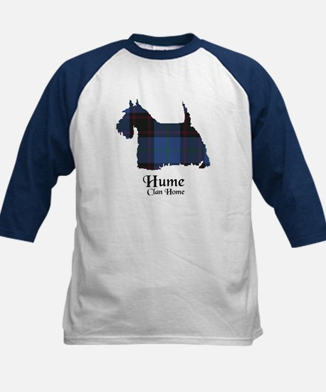 Terrier-Hume.Home Kids Baseball Jersey