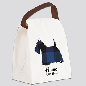 Terrier-Hume.Home Canvas Lunch Bag