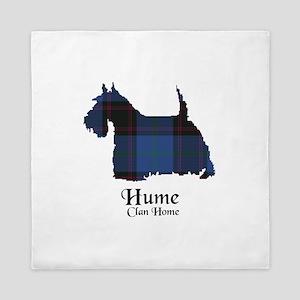 Terrier-Hume.Home Queen Duvet