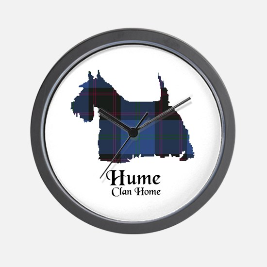 Terrier-Hume.Home Wall Clock