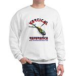 Vertical Reference Sweatshirt