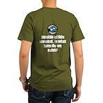 Outside This Moment Organic Men's T-Shirt (dark)
