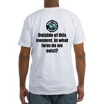 Outside This Moment Fitted T-Shirt