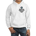 Outside This Moment Hooded Sweatshirt