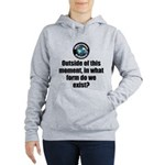 Outside This Moment Women's Hooded Sweatshirt