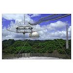 Arecibo Observatory Poster