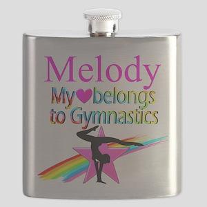 WORLD GYMNAST Flask