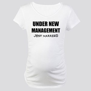 Under New Management: Just Ma Maternity T-Shirt