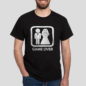 Game Over (Darks) Dark T-Shirt