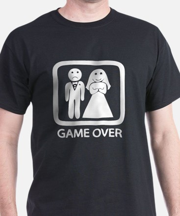 Game Over (Darks) T-Shirt