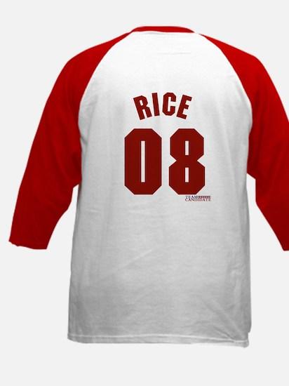Condi Rice Kids Baseball Jersey