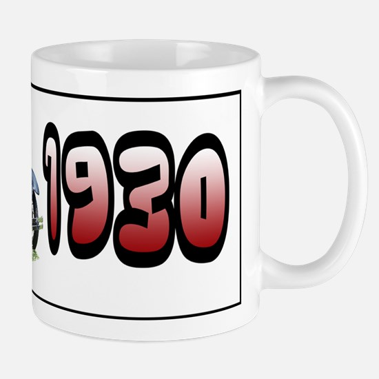 FordAcpe30-bev Mugs