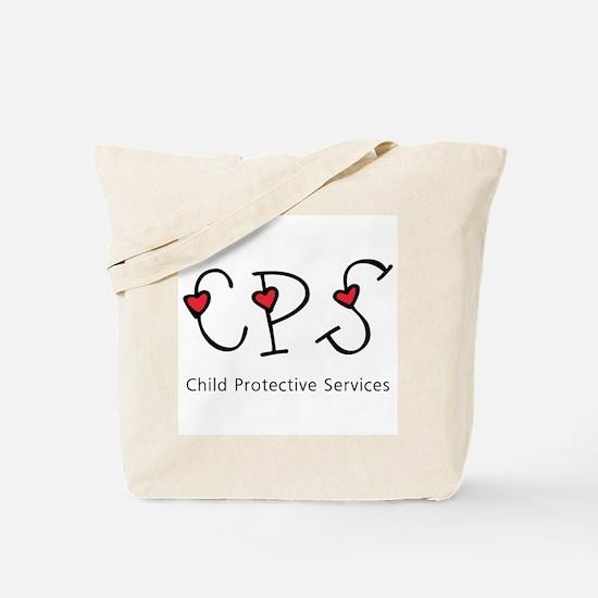 CPS Hearts Tote Bag