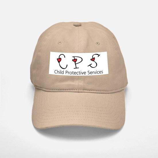 CPS Hearts Baseball Baseball Cap