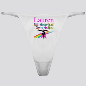 WORLD GYMNAST Classic Thong