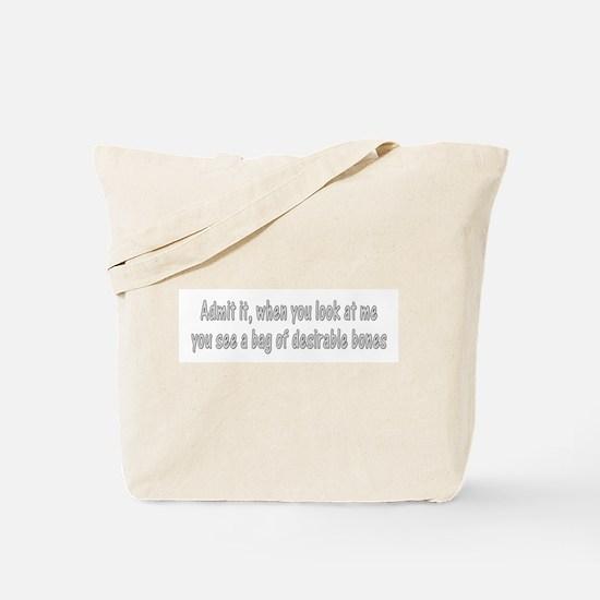 Bag of Bones Tote Bag