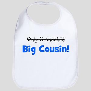 Big Cousin (Only Grandchild) Bib
