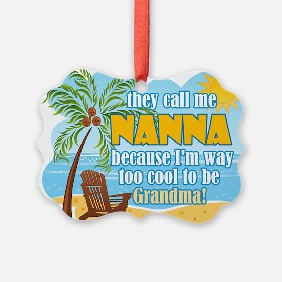 Cute Memaw Ornament