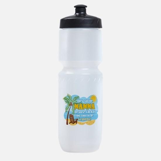 Unique Memaw Sports Bottle