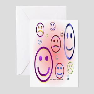 Smileys Greeting Cards (Pk of 10)