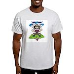 Tree Lander Ash Grey T-Shirt