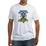 Tree Lander Fitted T-Shirt