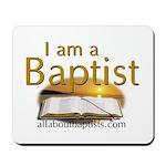 Baptists Mousepad