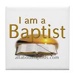 Baptists Tile Coaster