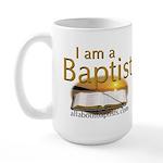 Baptists Large Mug