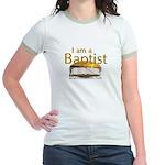 Baptists Jr. Ringer T-Shirt