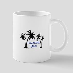 Clearwater Beach Florida Mugs