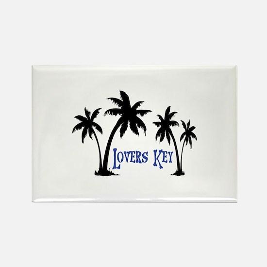 Lover's Key Florida Magnets