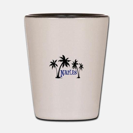 Naples Florida Shot Glass