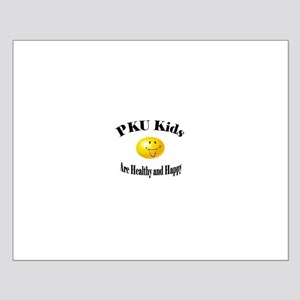 PKU Kids Are Healthy and Happ Small Poster