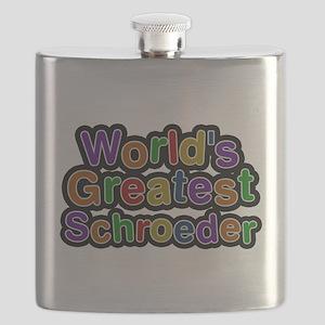 Worlds Greatest Schroeder Flask
