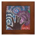 Daniel Art Framed Tile
