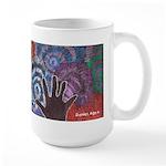 Daniel Art Large Mug
